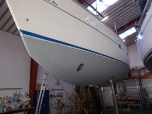 Bavaria-390-Unterwasserschiff-Neuaufbau-Taku-Moe-2