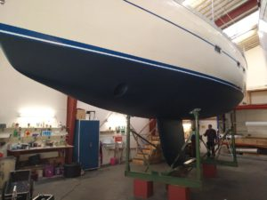 Bavaria-390-Unterwasserschiff-Neuaufbau-Taku-Moe-5