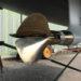 Gori 3-blatt Faltpropeller und Schwarzwassertank mit Gobius 4 Ultraschall Tankanzeige