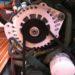 Balmar Hochleistungslichtmaschine mit Victron SmartLithium 12,8 LiFePO4